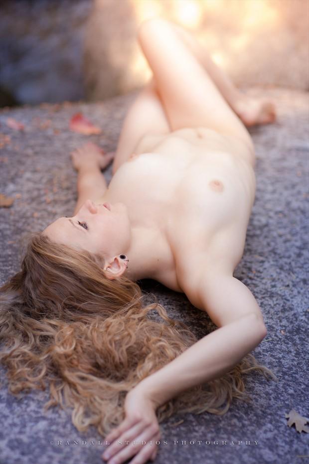Thunderous Silence Artistic Nude Photo print by Photographer fotografie %7C randall