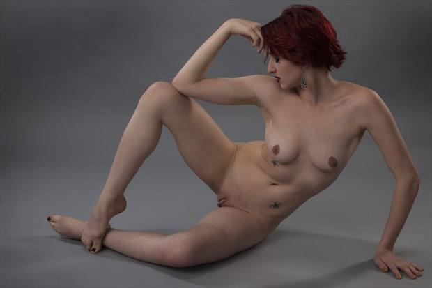 Today's thought Artistic Nude Photo print by Photographer Tommy 2's