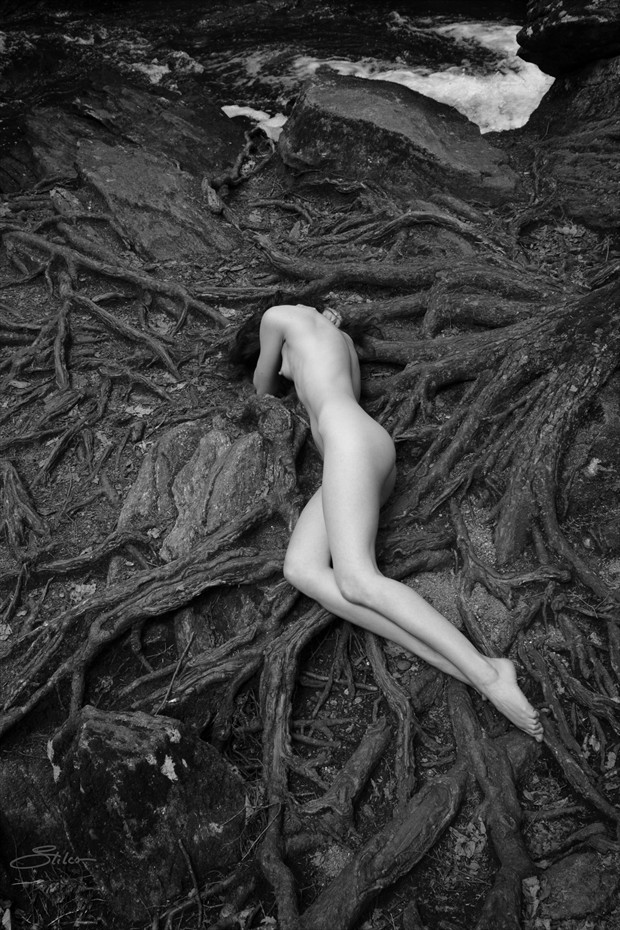 Truth Artistic Nude Photo print by Artist Kevin Stiles