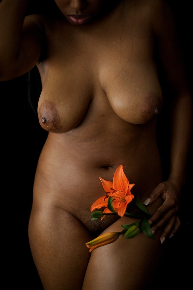 Tyomi %236 Artistic Nude Photo print by Photographer Z Inner Eye