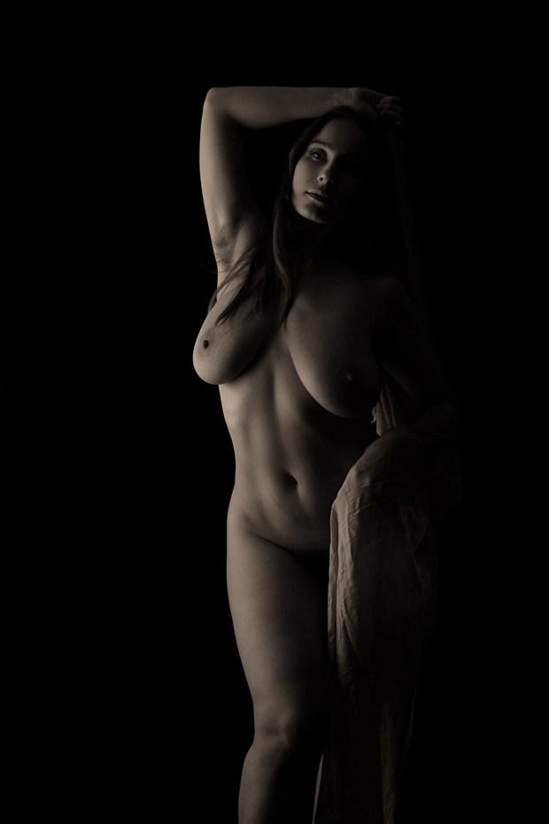Vassanta %231 Artistic Nude Photo print by Photographer Z Inner Eye