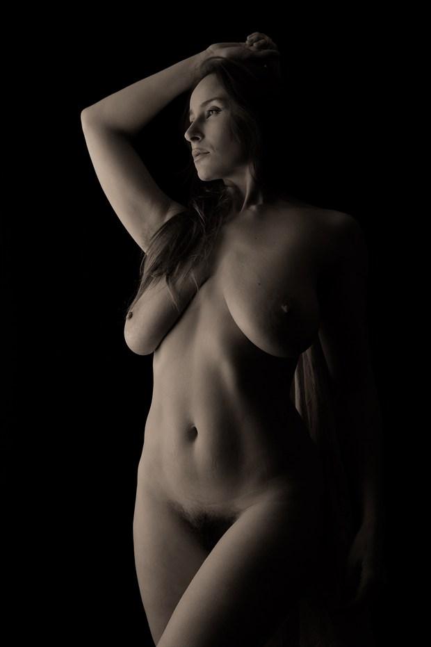 Vassanta %232 Artistic Nude Photo print by Photographer Z Inner Eye