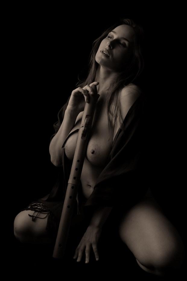 Vassanta %234 Artistic Nude Photo print by Photographer Z Inner Eye