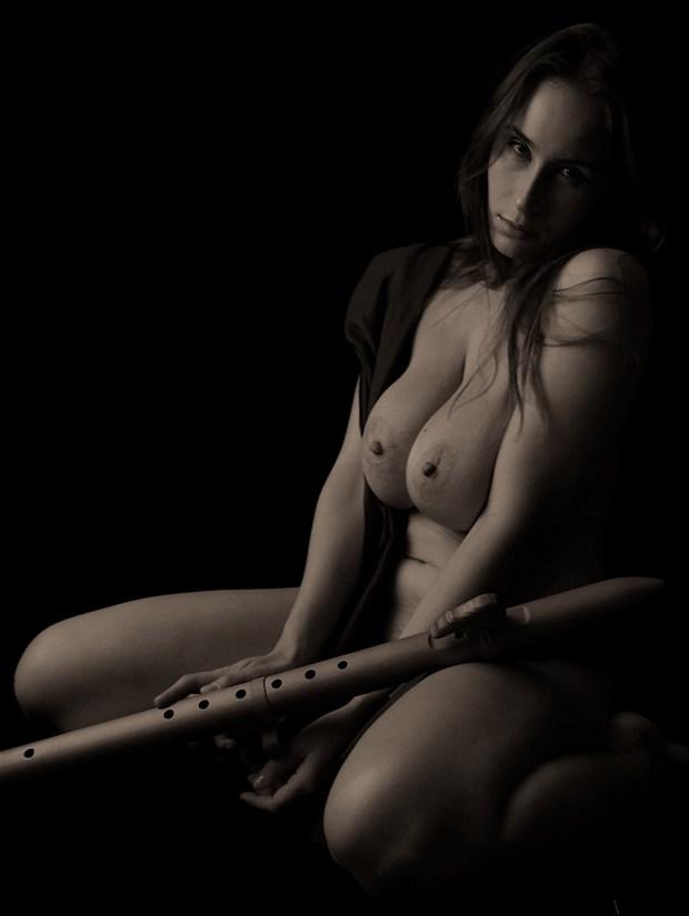 Vassanta %235 Artistic Nude Photo print by Photographer Z Inner Eye