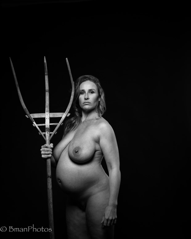 Vassanta Artistic Nude Photo print by Photographer BmanPhotos