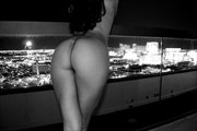 Vegas Strip Artistic Nude Photo print by Photographer Tim Ash