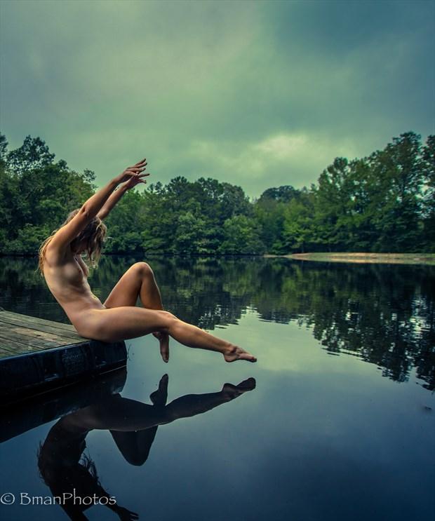 Vex Voir Artistic Nude Photo print by Photographer BmanPhotos