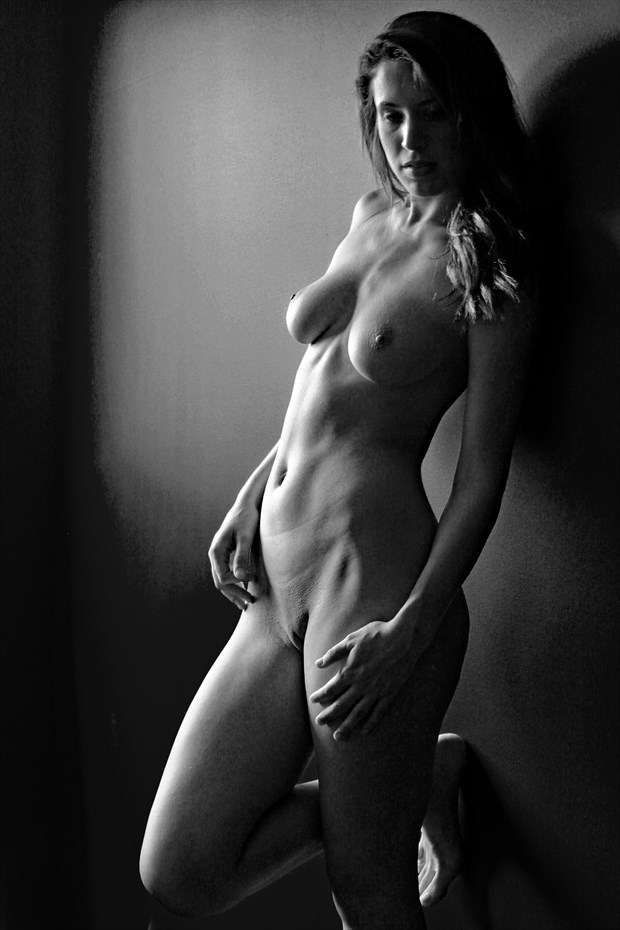 Vivid Artistic Nude Photo print by Photographer Robert L Person