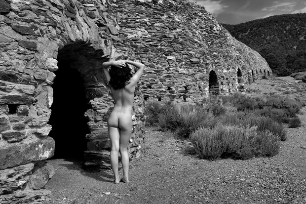 Voices of the Past Artistic Nude Photo print by Photographer David Winge