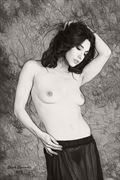 WAITING ... Artistic Nude Artwork print by Artist NITROUS