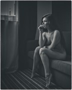 Waiting Artistic Nude Photo print by Photographer Lanes Photography