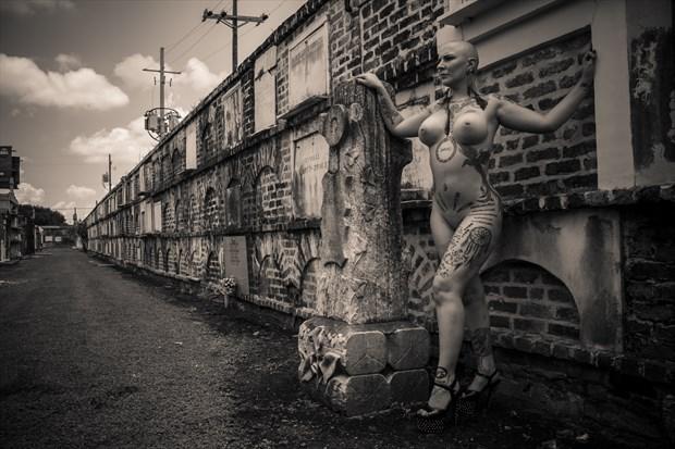 Ward 7 Artistic Nude Photo print by Photographer Frisson Art