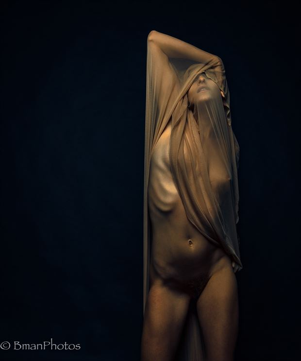 Whitney Masters Artistic Nude Photo print by Photographer BmanPhotos