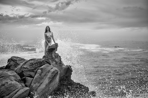 Wild and Free Artistic Nude Photo print by Photographer Dan West