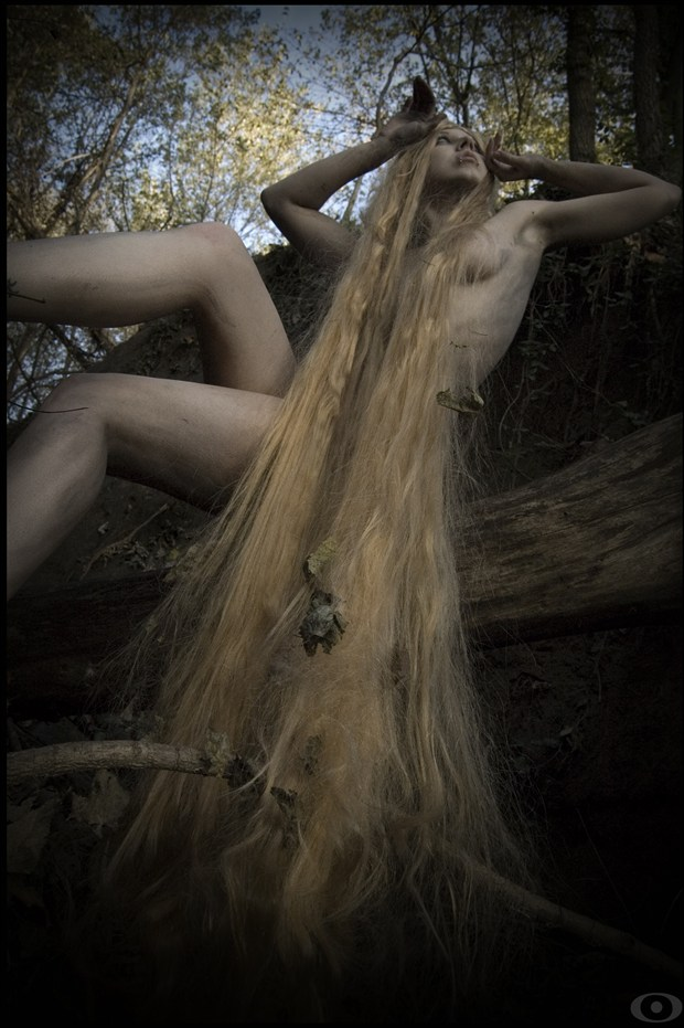 XlcrMoon Artistic Nude Photo print by Photographer oracle eyes