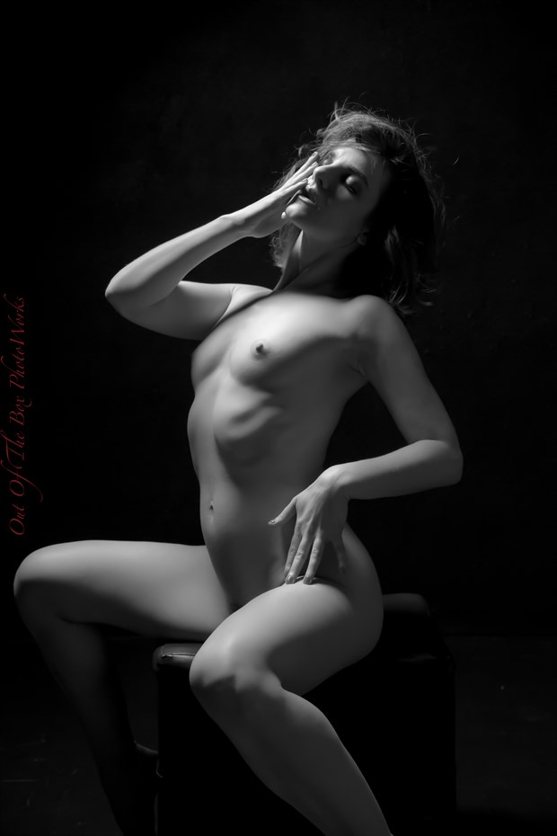 Yes, Please Artistic Nude Photo print by Photographer Miller Box Photo