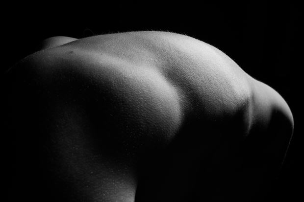 abstract artistic nude photo print by photographer gsphotoguy