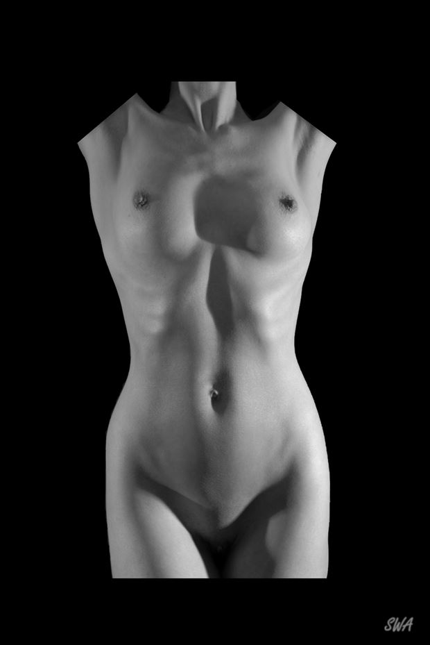 alaria artistic nude photo print by photographer swaphoto