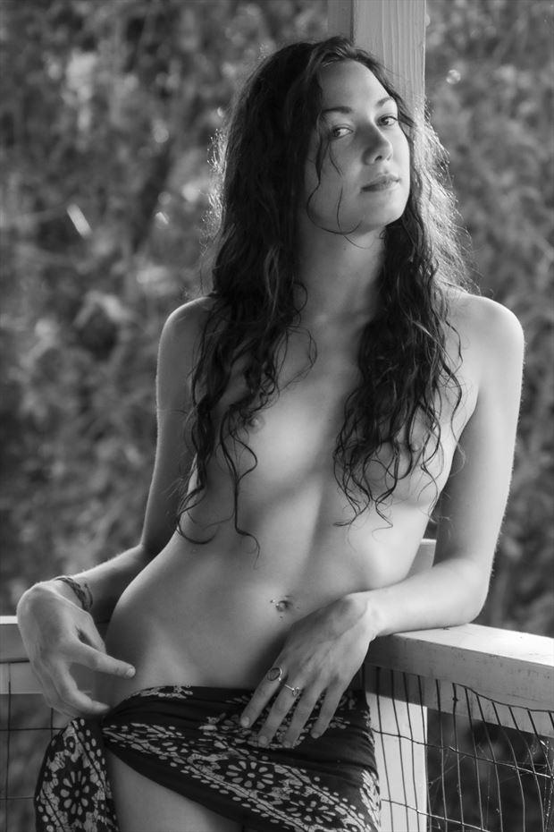 alexanda artistic nude photo print by photographer opp_photog
