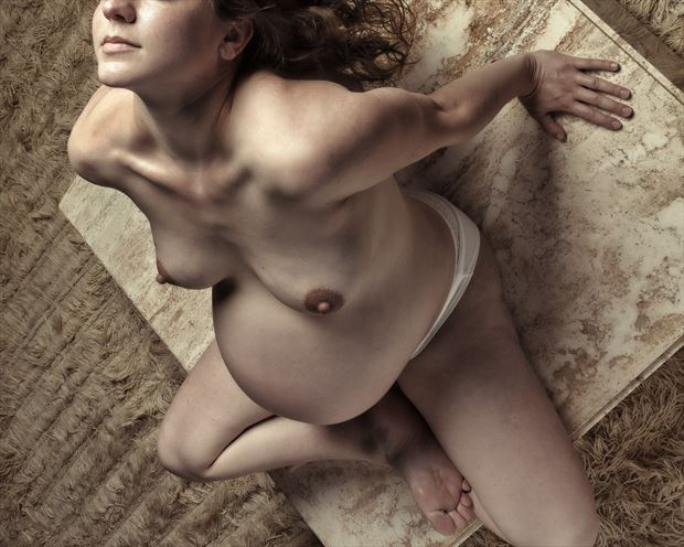 almost artistic nude photo print by photographer rick jolson
