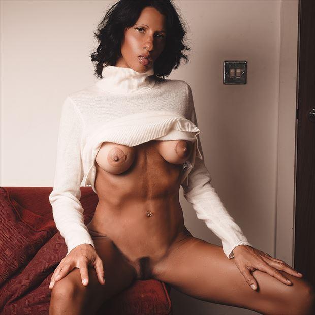 anon erotic photo print by photographer glossypinklipstick