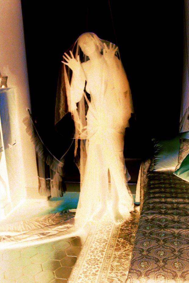 apparition abstract photo print by photographer joseph auquier