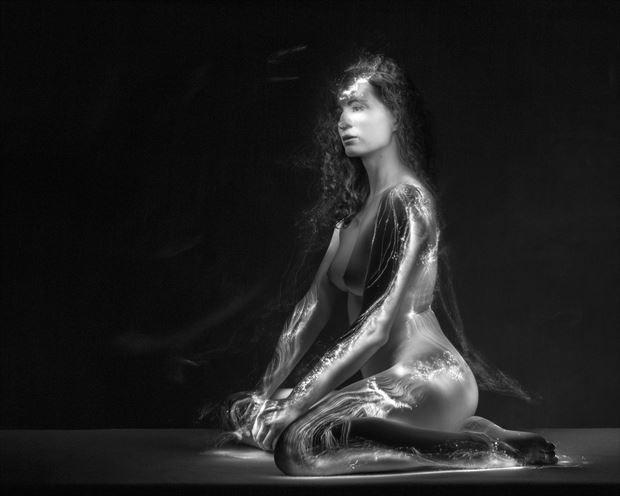 artistic nude artistic nude photo print by photographer aj kahn