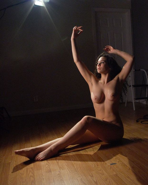 artistic nude artistic nude photo print by photographer james curran