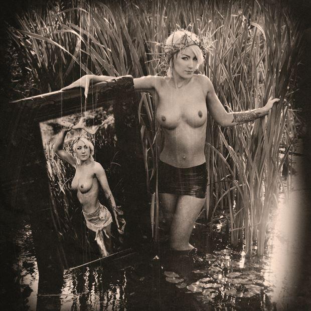 artistic nude artistic nude photo print by photographer stu williamson
