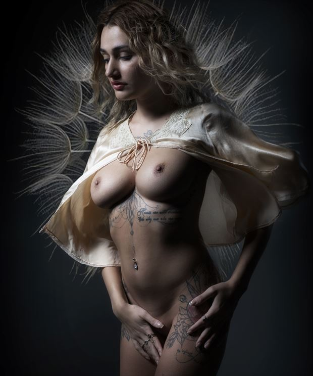 artistic nude artistic nude photo print by photographer terry slater