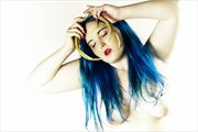 artistic nude cosplay photo print by photographer j welborn