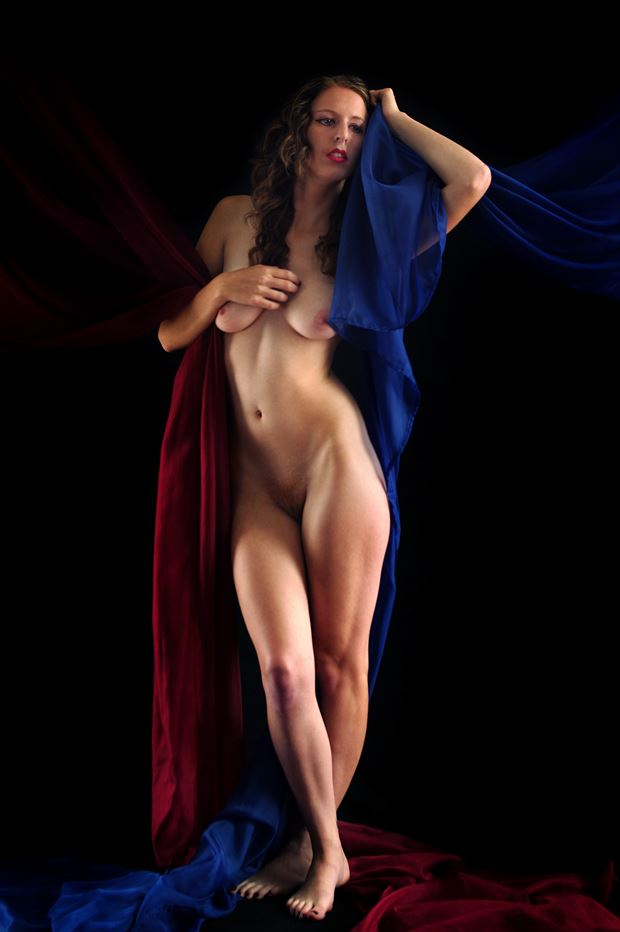 artistic nude erotic photo print by photographer aephotography