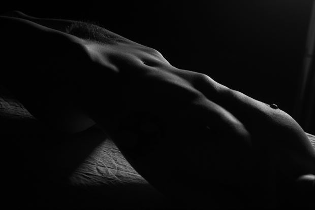 artistic nude erotic photo print by photographer goadken