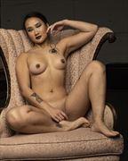 artistic nude erotic photo print by photographer j welborn
