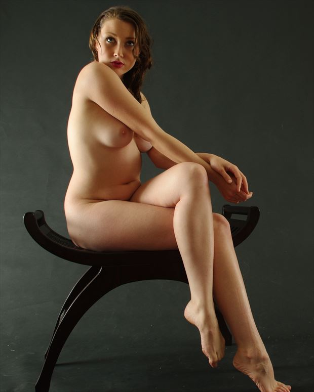 artistic nude erotic photo print by photographer james curran
