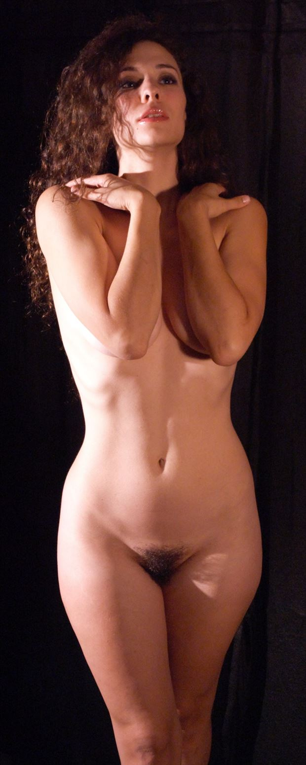 artistic nude erotic photo print by photographer zames curran