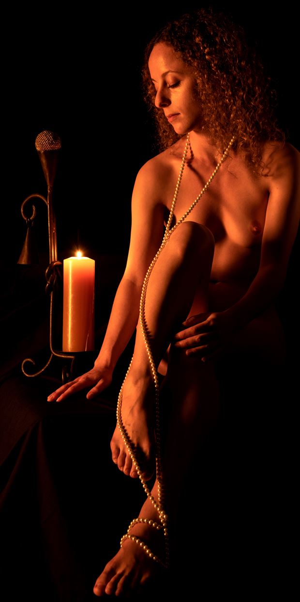 artistic nude figure study photo print by photographer gpstack
