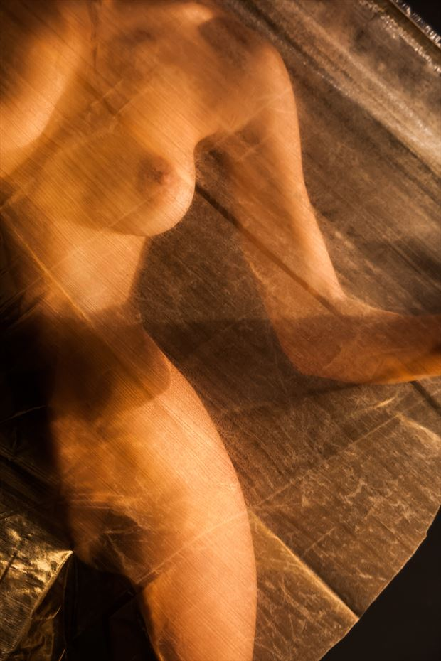 artistic nude glamour artwork print by photographer yoga chang