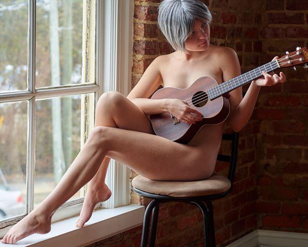 artistic nude implied nude photo print by photographer teb art photo