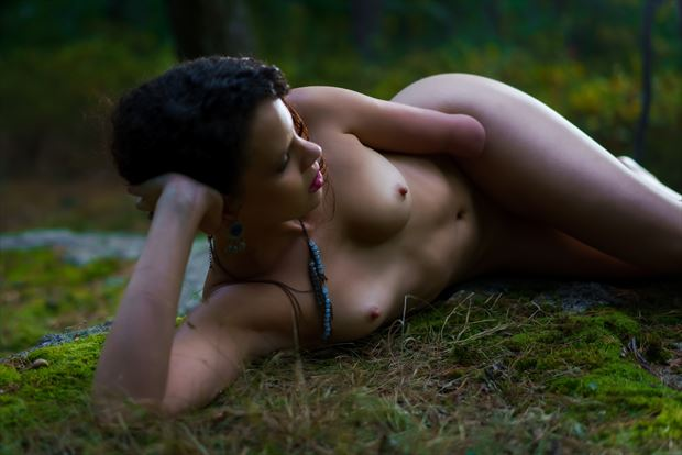 artistic nude nature photo print by photographer brentmillsphotovideo
