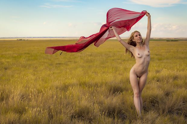 artistic nude nature photo print by photographer opp photo charlie