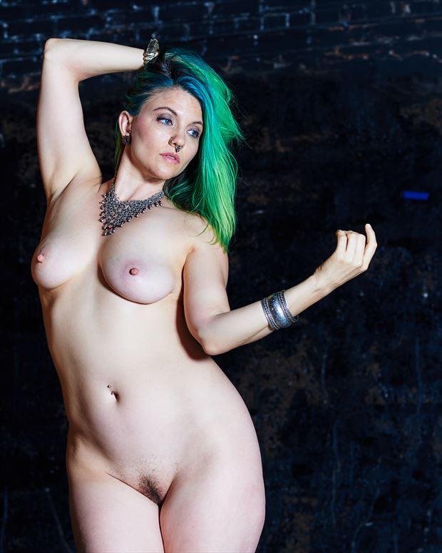 artistic nude photo print by photographer teb art photo