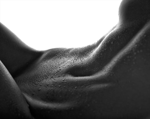 artistic nude sensual photo print by photographer aj kahn