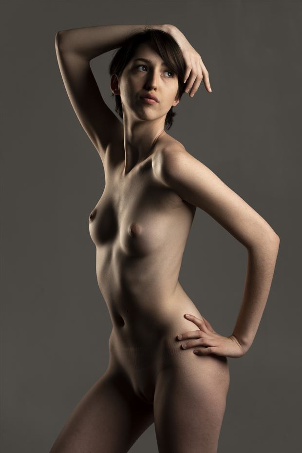 artistic nude sensual photo print by photographer depa kote