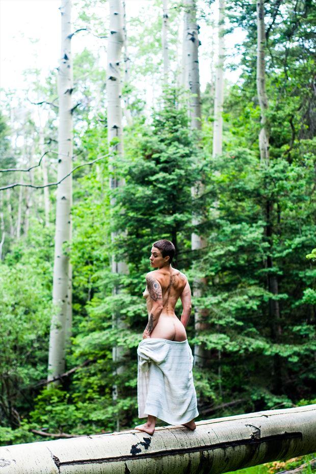 artistic nude sensual photo print by photographer goadken