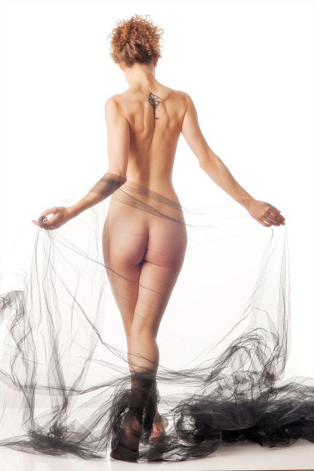 artistic nude sensual photo print by photographer johngoyer