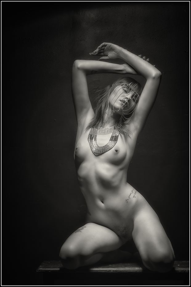 artistic nude sensual photo print by photographer magicc imagery