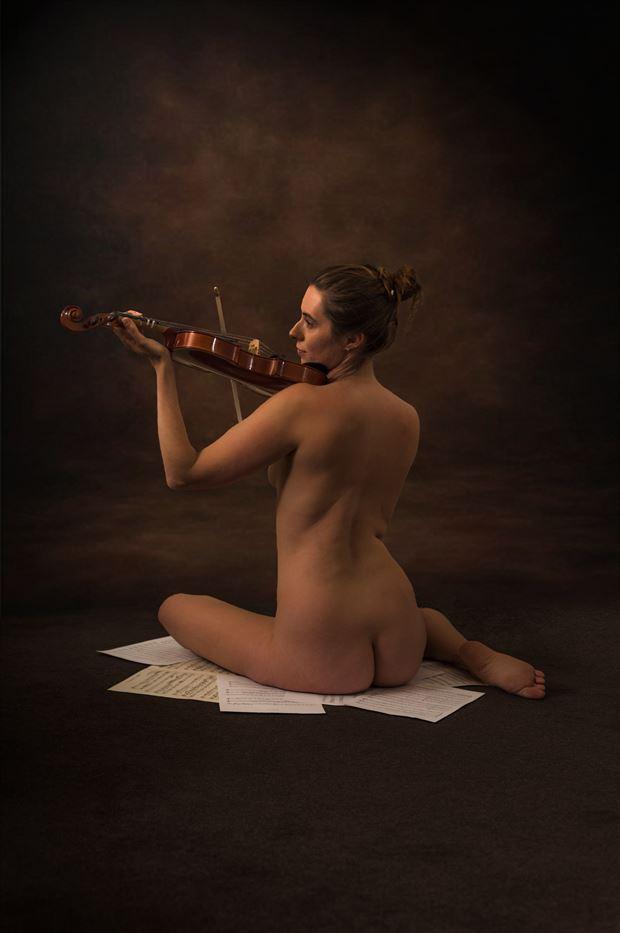 artistic nude sensual photo print by photographer tfa photography