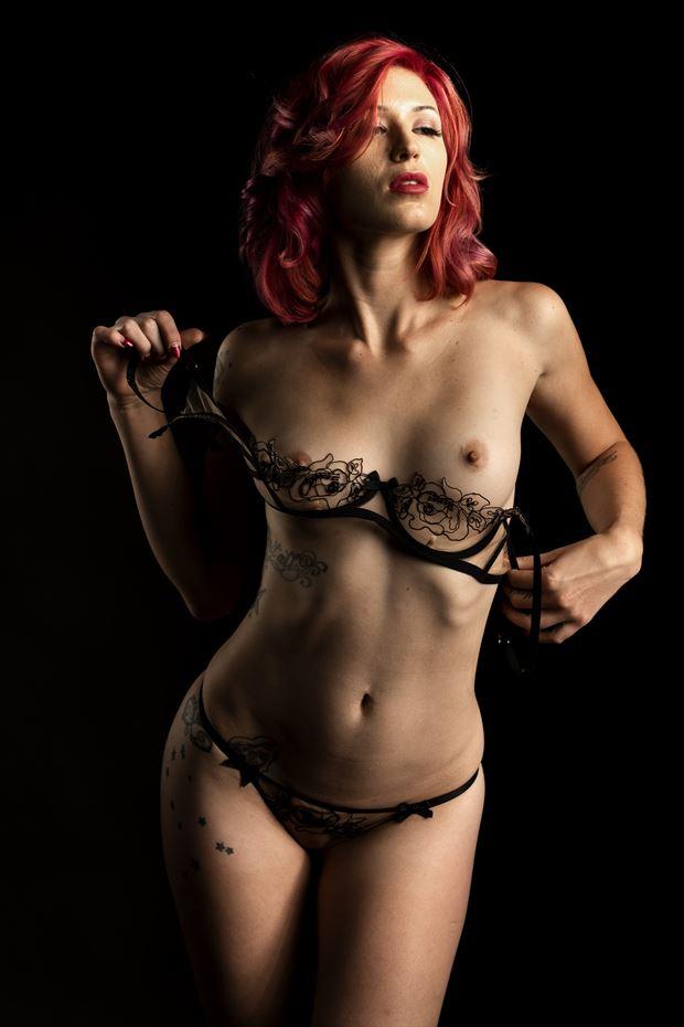 artistic nude tattoos photo print by photographer depa kote