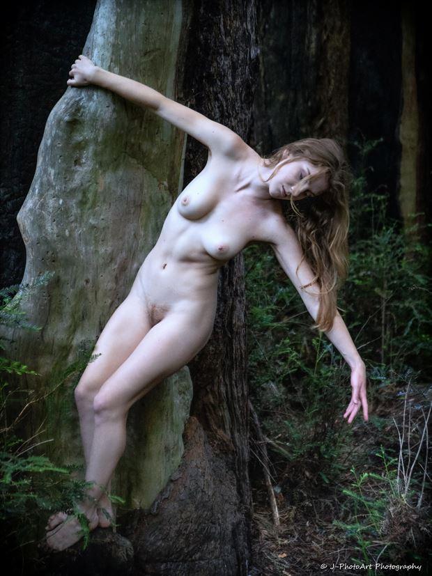 becca artistic nude photo print by photographer j photoart